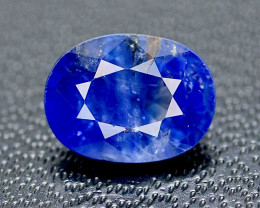 Gorgeous Color 1.80 Ct Natural Royal Blue Ceylon Sapphire