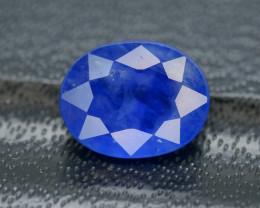 Gorgeous Color 1.45 Ct Natural Royal Blue Ceylon Sapphire