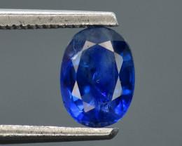 Gorgeous Color 1 Ct Natural Royal Blue Ceylon Sapphire