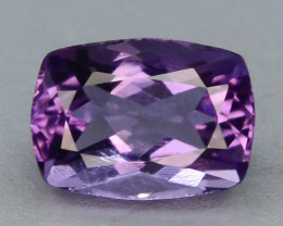 1.80 CT Natural Gorgeous Color Fancy Cut Amethyst ~ T