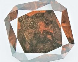 0.49 CTS , fancy Color Diamond , Fancy Cut Diamond