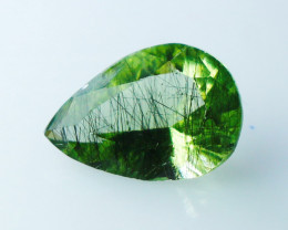 NR!! 1.20 CTs Natural & Unheated~ Green Peridot Gemstone