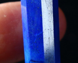 35.50 CTs Natural & Unheated~Blue Lapis Lazuli Handmade Crystal