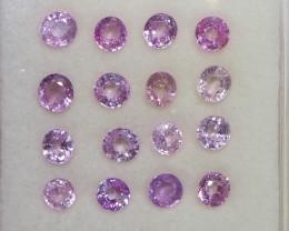 6.4ct unheated pink sapphire