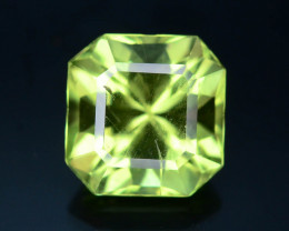 AAA Color 2.00 ct Himalayan Peridot ~ Pakistan ~ K