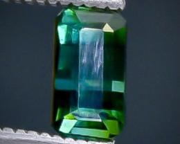 1.29 Crt  Tourmaline Faceted Gemstone (Rk-65)