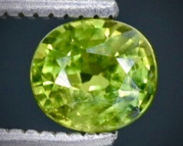 0.70 Crt  Sapphire Faceted Gemstone (Rk-65)