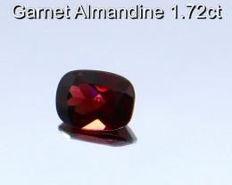 1.72cts Natural Almandite Garnet