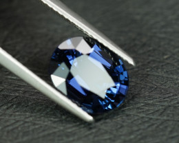 3.84CT ULTRA RARE  BLUE SPINEL from BURMA $1NR!