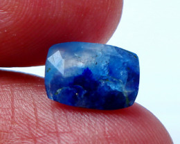 2.05 CTs Natural & Unheated~Blue  Afghanite Gemstone