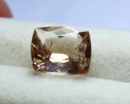 2.20 Cts Natural - Unheated  Peach Morganite Gemstone