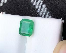 Top Green Vivid 2.15 Emerald Panjshir Afghanistan