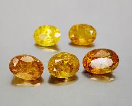 6.65Crt Mali Garnet Lot Natural Gemstones JI138