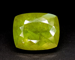 6.55Crt sphene  Natural Gemstones JI138