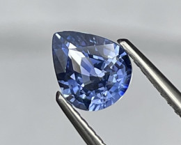 Srilanka Royal Blue AAA Quality Natural Sapphire 0.89 Cts