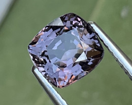 2.18 Cts AAA Grade Lavender Color Spinel Unheated Burma Fine Luster