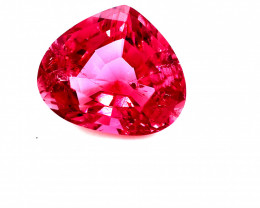 Rubellite 10.90ct, Pink Tourmaline, Natural and Untreated, Mozambique Sourc