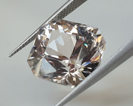 12,52ct Danburite - Designer cut!