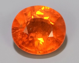5.30 CTS MARVELOUS RARE NATURAL TOP FANTA-SPESSARTITE DAZZLING! $350
