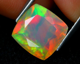 Welo Opal 2.17Ct Natural Ethiopian Flash Color Welo Opal A2511