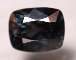 Spinel 2.50Ct Natural Mogok Burmese Titanium Blue Spinel E2811/A121