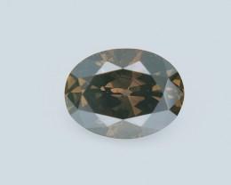 0.40 CTS , fancy Color Diamond , Fancy Cut Diamond