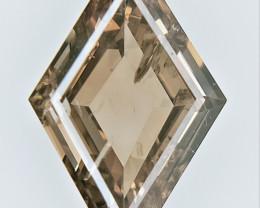 0.37 cts .fancy Color Diamond , Fancy Cut Diamond