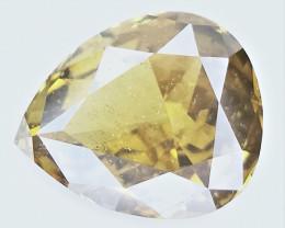 0.32 cts , fancy Color Diamond , Fancy Cut Diamond