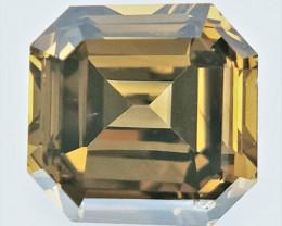 0.34 cts , fancy Color Diamond , Fancy Cut Diamond