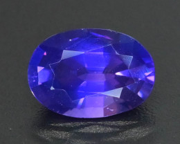 Color Change 0.78 ct Blue Sapphire SKU.32