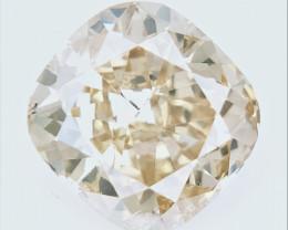 0.35 CTS , fancy Color Diamond , Fancy Cut Diamond