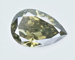 0.21 CTS , fancy Color Diamond , Fancy Cut Diamond