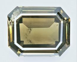 0.30 CTS , fancy Color Diamond , Fancy Cut Diamond