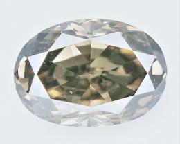 0.28 CTS , fancy Color Diamond , Fancy Cut Diamond
