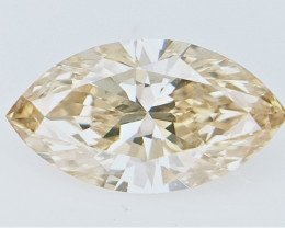 0.22 CTS , fancy Color Diamond , Fancy Cut Diamond