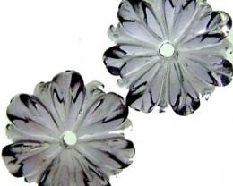 Flower Carvings