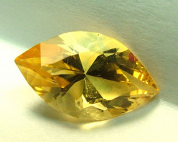 VVS CITRINE FACETD  NATURAL 2.67 CTS  PG-69