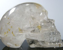Quartz Rock Crystal Skulls