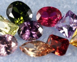 Designer Gems Clearing Sale 10 mix created Gems L11-M01