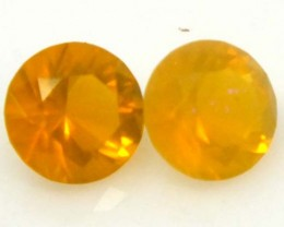 CITRINE FACETED STONE 1.20 CTS  TBG-1678