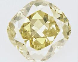 0.14 CTS , fancy Color Diamond , Fancy Cut Diamond