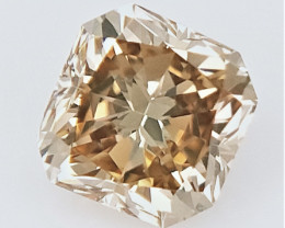 0.12 CTS , fancy Color Diamond , Fancy Cut Diamond