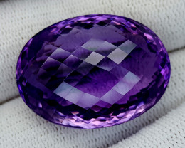 54.75CT AMETHYST BEST QUALITY GEMSTONE IIGC03