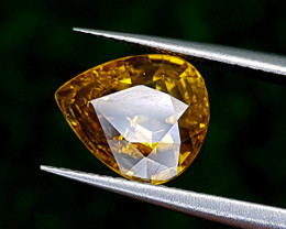 3.65CT NATURAL IMPERIAL ZIRCON BEST QUALITY GEMSTONE IIGC03