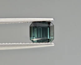Natural Blue Tourmaline 1.40 Cts Good Quality Gemstone