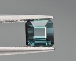 Natural Blue Tourmaline 1 Cts Good Quality Gemstone