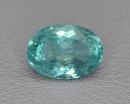 Natural Apatite 1.97 Cts  Excellent Paraiba Color Gemstone
