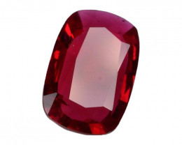 AIGS Certificate 2.29 Cts Natural Ruby