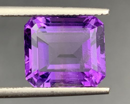 6.36 CT Amethyst  Gemstones