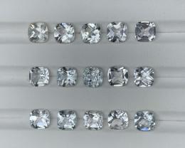 25.26 Carats Topaz Gemstones